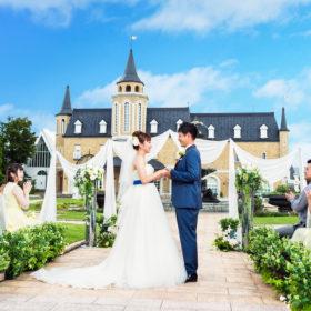 ガーデンウェディング|西条市・新居浜市で結婚式ならベルフォーレ西条